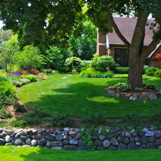 Curry Landscape And Garden : Homeowners create the perfect outdoor living space judy curry